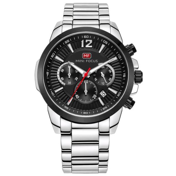 Ανδρικά ρολόγια με Δερμάτινο μπρασελέ  d44ddf2fe47